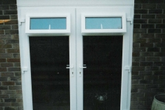 French Doors with Opening Casements