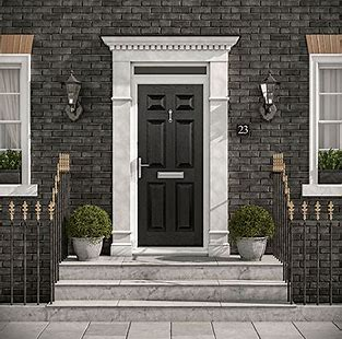 What's the Best Material to Choose for a New Front Door?